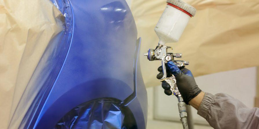Favorit Kunststoff lackieren beim Auto - Kluthe Magazin CQ82