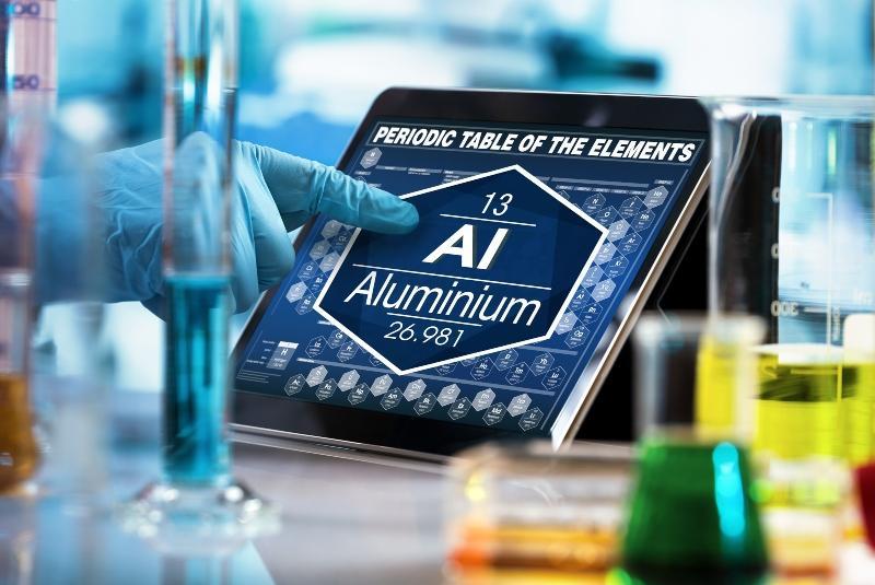 aluminium-periodensystem