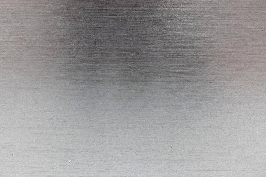 Aluminium mit eloxierter Oberflaeche