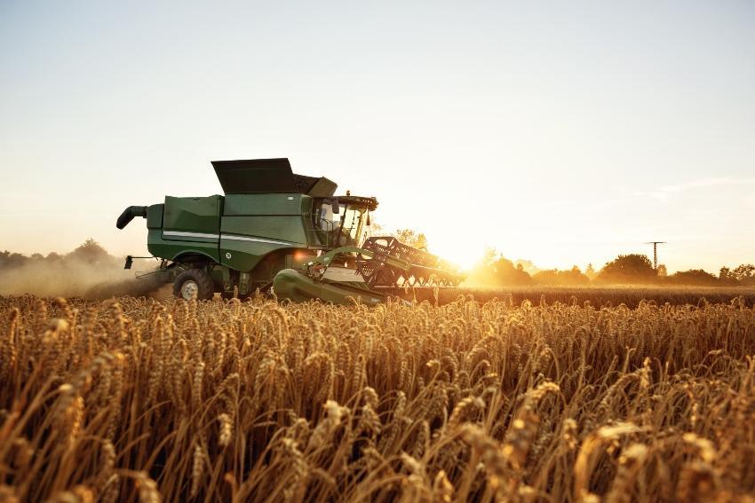 Nachhaltigkeit in der Landtechnik - Landwirtschaftsmaschine