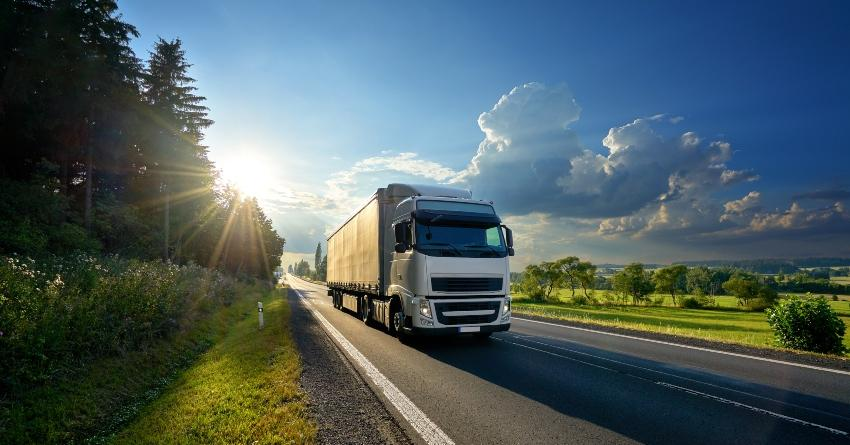 LKW Transport