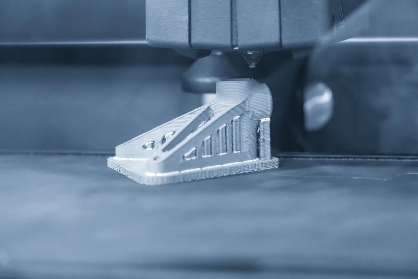 3D Metaldruckmaschine - Near Net Shape Manufacturing