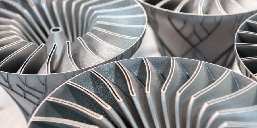 Metalwerkstücke - Near Net Shape Manufacturing