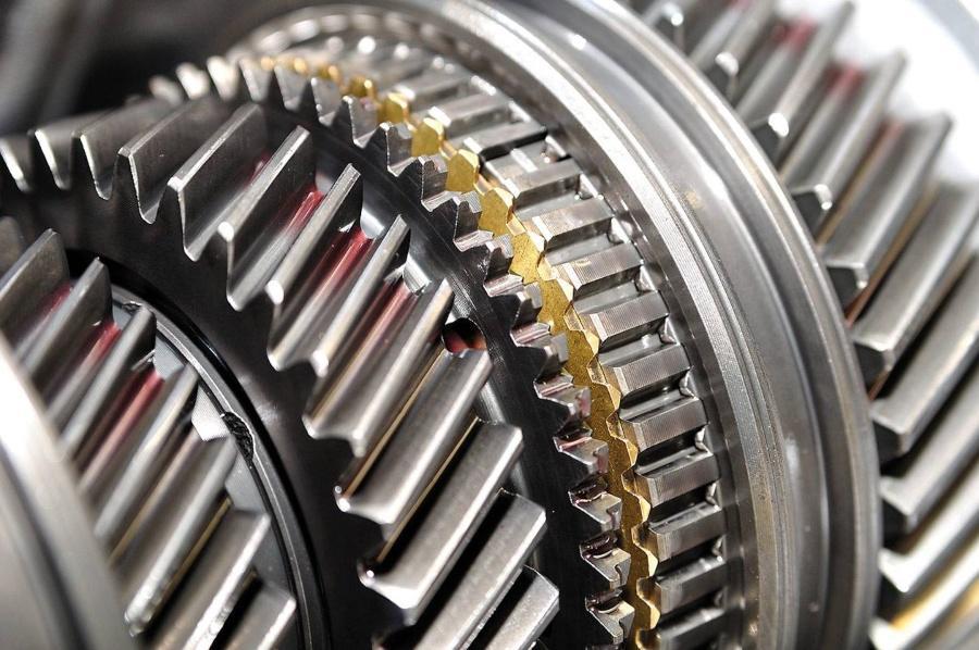 Zahnräder Nahaufnahme - Hohe Qualität ist besonders bei Antriebssystemen gefordert